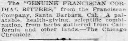 San Francisco Call 22 December 1905
