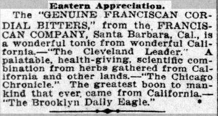 San Francisco Call 7 January 1906