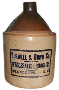 Burwell&DunnJug