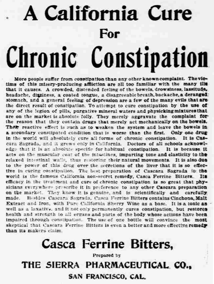 CascaFerrineBitters_The Cape Girardeau Democrat., June 10, 1899