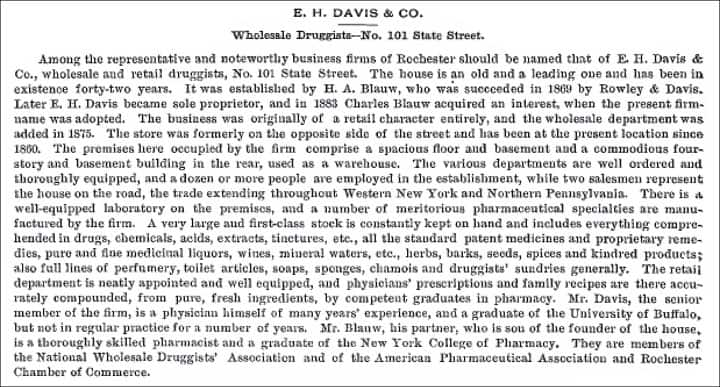 Davis&CoHistRocherster