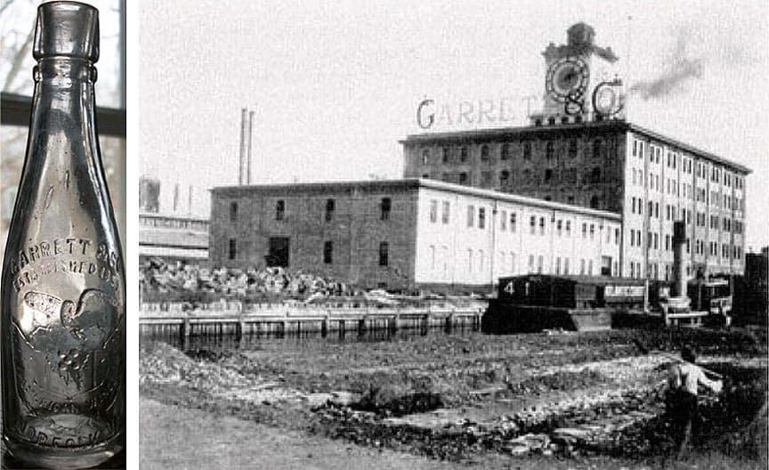 Garrett&Companybuilding&bottleNorfolk