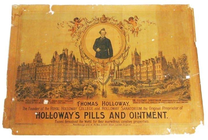 HollowayPoster