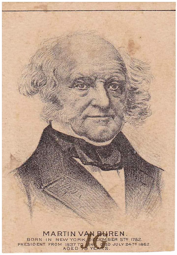 EclipsePresident Van Buren