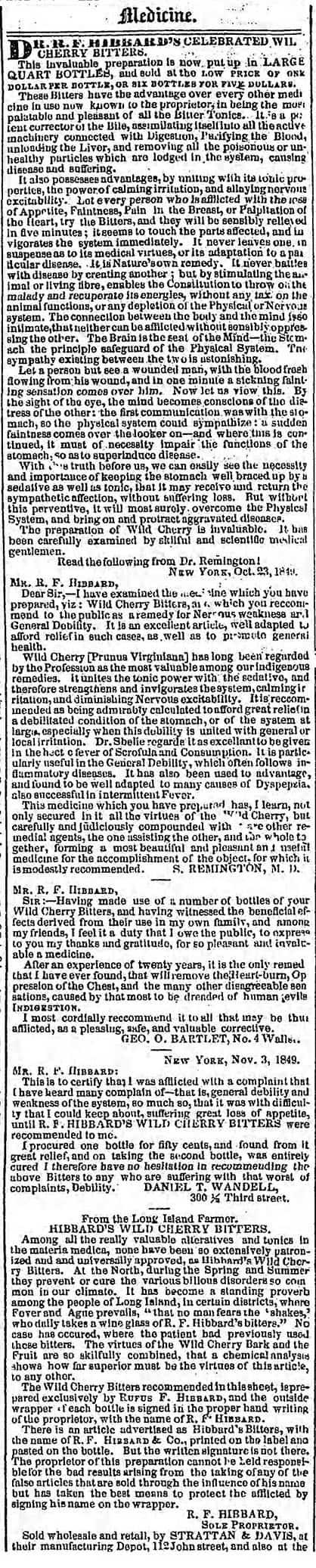 Hibbards_Brooklyn_Daily_Eagle_Wed__Oct_1__1851r_