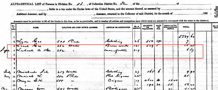 Lukach1866NYC
