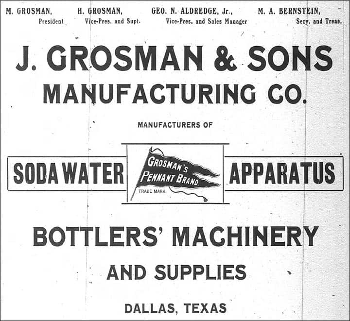GrosmanAd1906Dallas