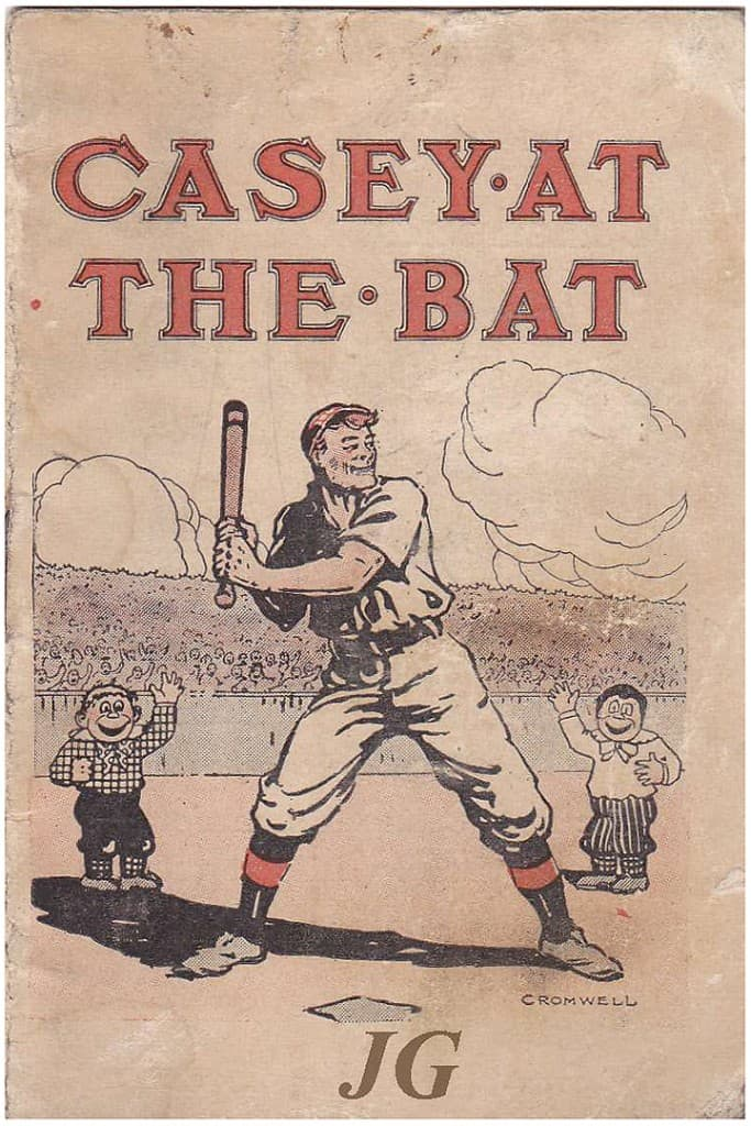 Lash's Casey at the Bat Front