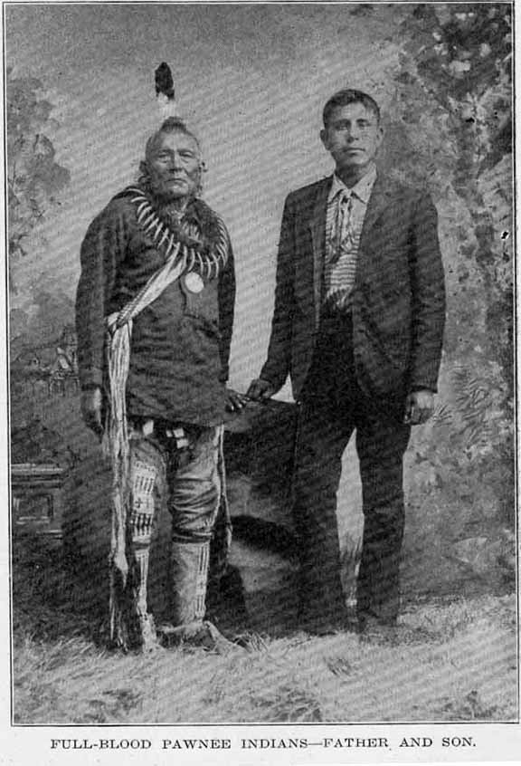 Pawnee Bitters And The Pawnee Indian Medicine Co San
