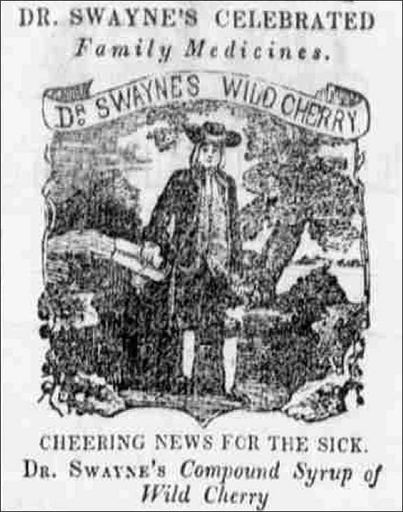 SwaynesWildCherry Logo Art