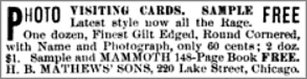 MatthewsVisitingCards1879