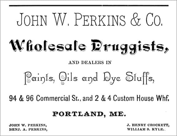 Perkins 1877 Ad