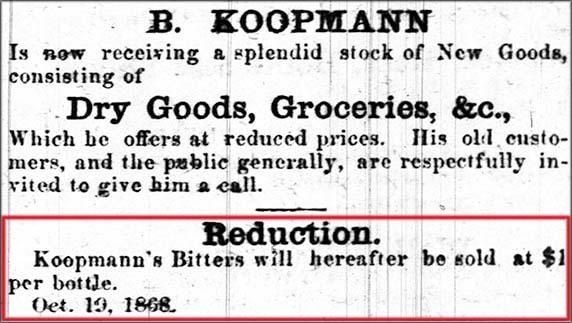 KoopmansBittersReduction_The_Charlotte_Democrat_Tue__Oct_20__1868_
