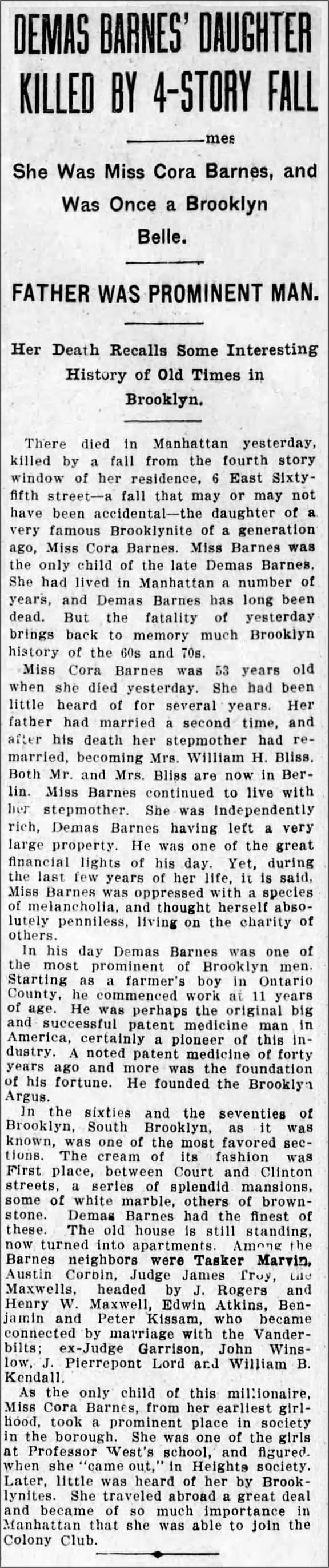 CoraBarnesThe_Brooklyn_Daily_Eagle_Sat__Sep_30__1911_