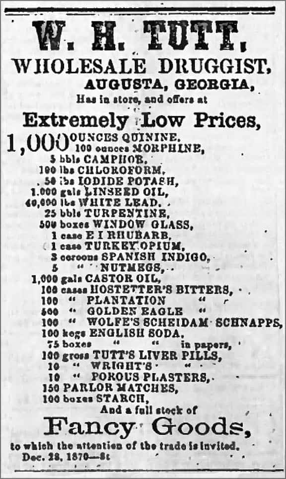 Tutts1870Ad500Cases