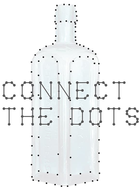 ConnectTheDotsBottle