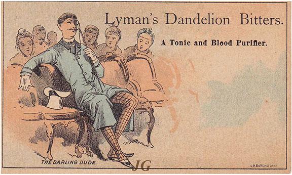 L138 Lyman's Dandelion Bitters Dude 3_8