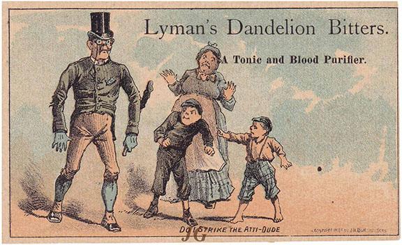 L138 Lyman's Dandelion Bitters Dude 5_s