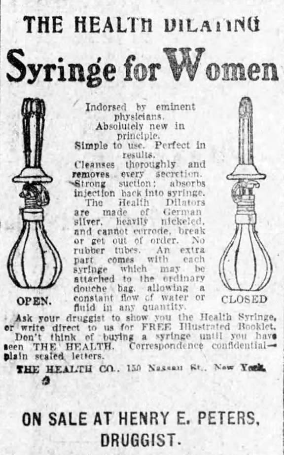 PetersSyringe_The_Allentown_Leader_Fri__Mar_26__1909_