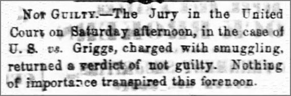 GriggsNotGuilty_ClevelandDailyLeader (Tue,Jun 19_1866