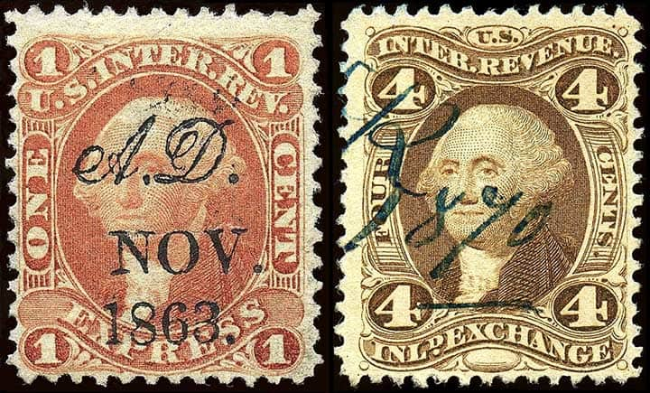 Washington_1st_Revenues_1862