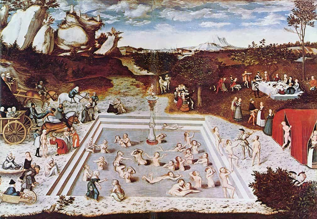 Lucas_Cranach_(I)_-_Jungbrunnen_-_Gemäldegalerie_Berlin
