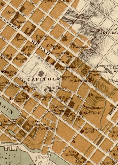 1858 map detail