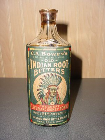 Bowen's Indian Root