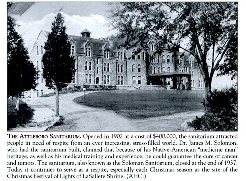 Solomons Sanitarium