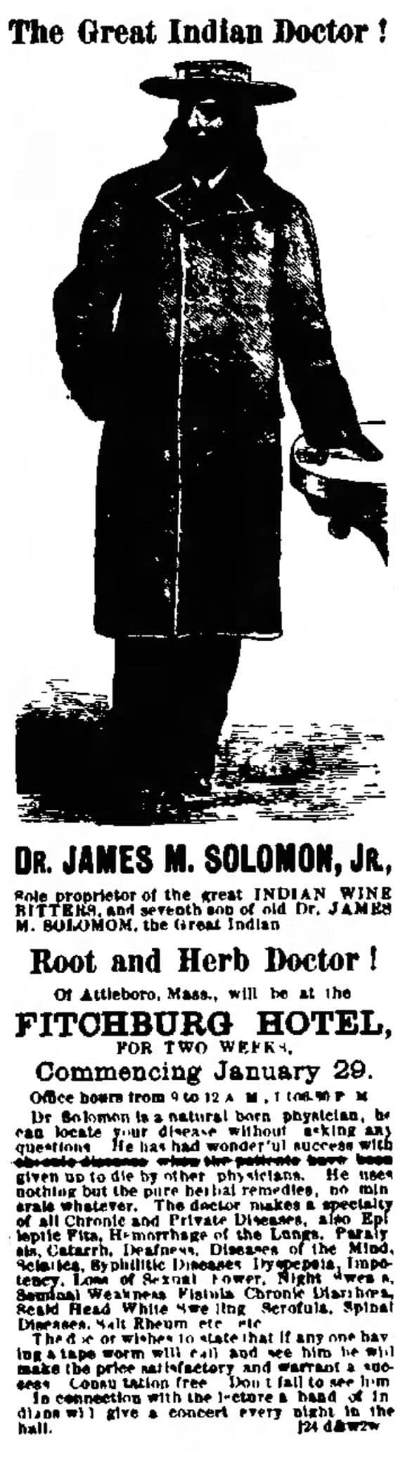 Solomons_Fitchburg_Sentinel_Thu__Jan_29__1885_