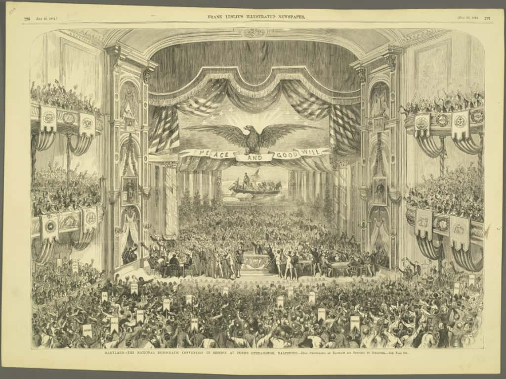 1872_Democratic_National_Convention_-_Maryland