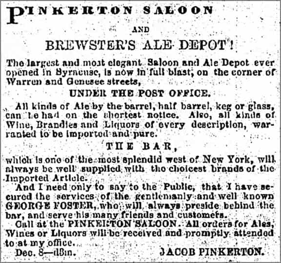 Pinkerton_Syracuse_Daily_Courier_And_Union_Fri__Feb_26__1858_