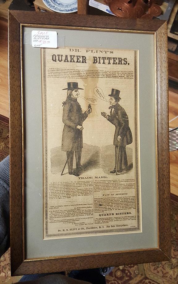 QuakerBittersFramed