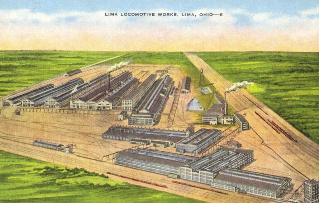 Lima_Locomotive_Works_postcard