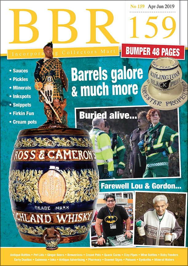 BBR Magazine: April-June 2019 Cover 159